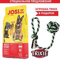 Josera JosiDog Agilo Sport (Йозера Йози Дог Аджило Спорт) сухой корм для спортивных собак 18 кг