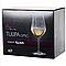 Бокал для вина Bohemia Tulipa optic 350 мл перламутровый 1 шт, фото 7