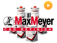 BO 95 Пігмент MaxiCar REDUCED TINTING BLACK   (1л.) Нетто=0.948