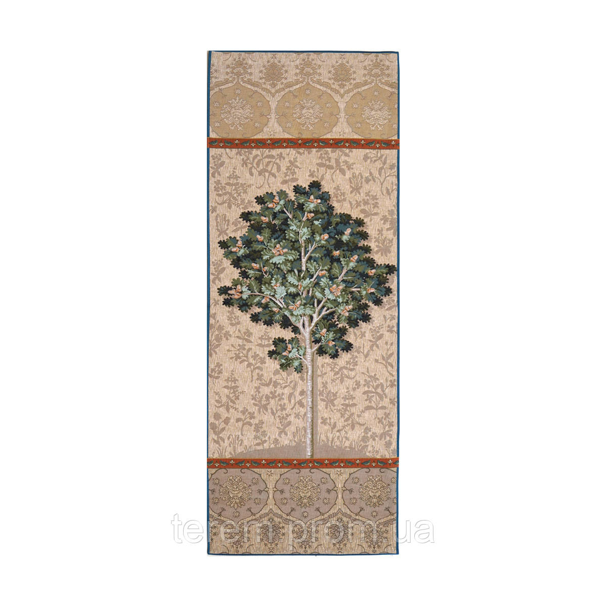 Гобеленовая картина Art de lys natural oak 187x75 8450 без подкладки