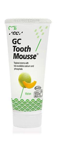 GC Tooth Mousse Зубний крем для укріплення емалі (диня) 35 г