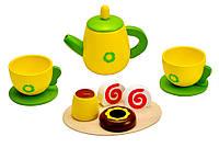 4100108 Набор для приготовления кофе деревянный (12эл.)