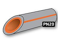 Труба Полипропиленовая Композит Алюминий 50х8.3 PN 20 Koer