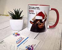 Чашка з роком бика, фото 1