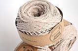 Эко шнур Maccaroni Cotton Premium, 2-3мм, фото 3