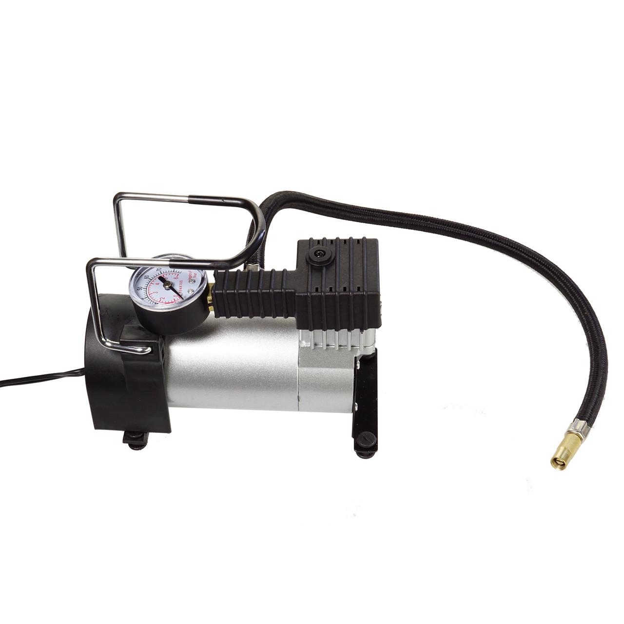 Воздушный компрессор от прикуривателя - Зимняя распродажа