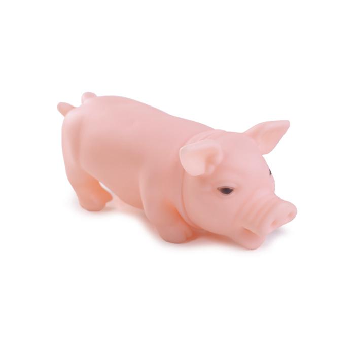 Іграшка для собак Порося вінілова 19,5 см Boris