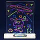 Дошка-планшет для малювання 3D Magic Drawing Board, Набір для малювання 3д магічний, 3D дошка для малювання, фото 5