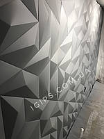 "3D панели из гипса для декора стен ""Мехико"""