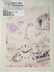 Дизайнерська канва № 16 - ДК 16-4082 б