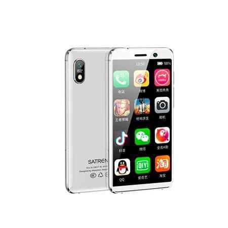 Смартфон Tkexun S18 (Satrend S18) 2/16 Gb Silver MT6739  3000 мАч