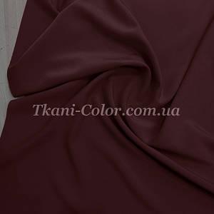 Костюмная ткань анжелика бордовая