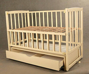 "Кроватка детская ""Стандарт"" ТМ Bamboccio WS-2"