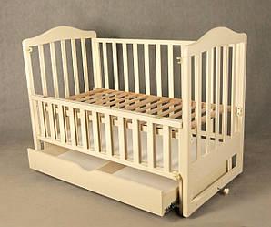 """Кроватка детская """"Корона"""" ТМ Bamboccio WS-3"""