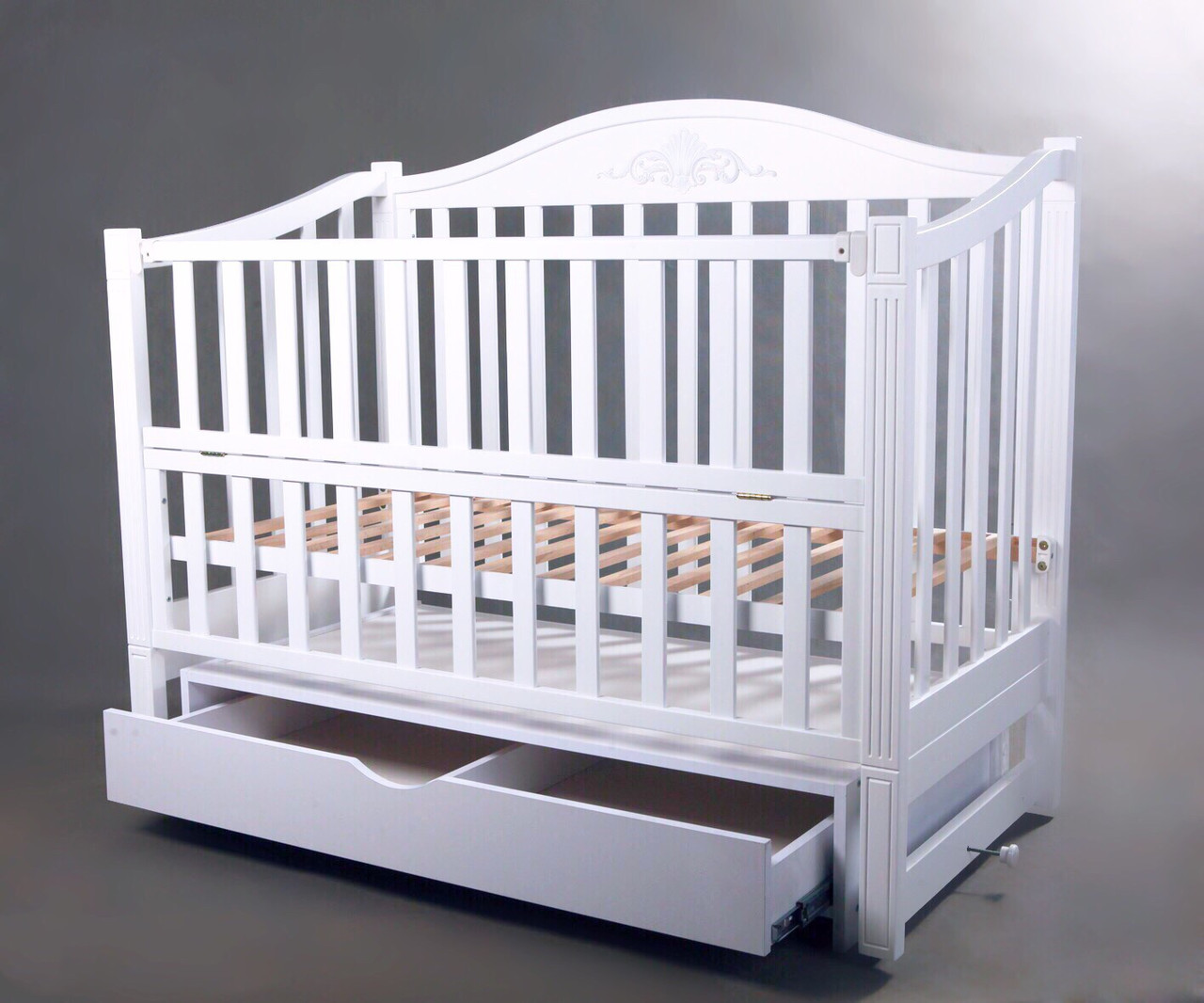 """Кроватка детская """"Люкс"""" ТМ Bamboccio WP-5"""