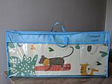 """Детский складной развивающий термо коврик """"Африка + Океан"""" 180*120*10мм, фото 4"""