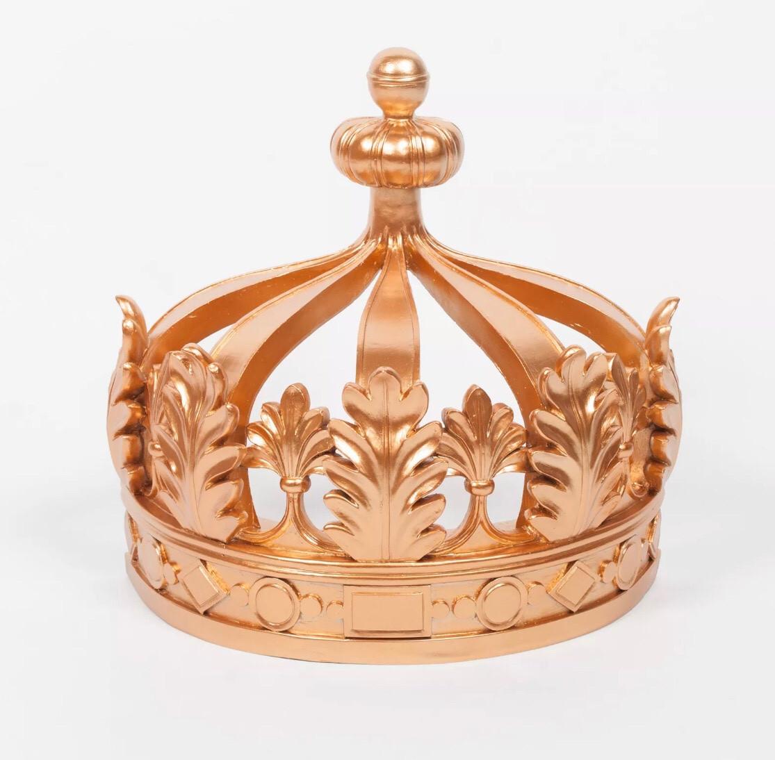 Держатель для балдахина на детскую кроватку Bamboccio Корона золото DB-4