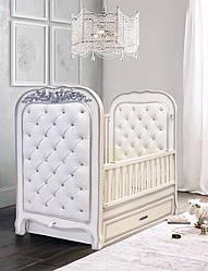 """Королевская детская кроватка """"Fantasy Lux"""" Bamboccio WL-7"""