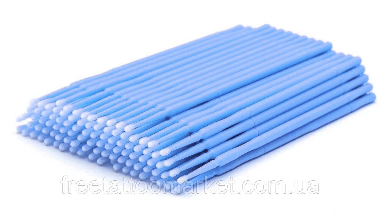 Микробраши L синие 2,5мм (100шт)