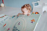 """Детский коврик развивающий термо """"Панда"""" 800 х 1800 х 10 мм, фото 6"""