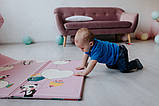 """Детский коврик развивающий термо """"Панда"""" 800 х 1800 х 10 мм, фото 7"""