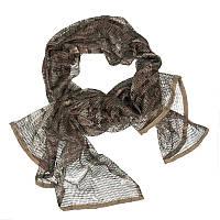Маскувальний шарф-сітка 190*90 cm. у забарвленні Multicam. Mil-tec, Німеччина.