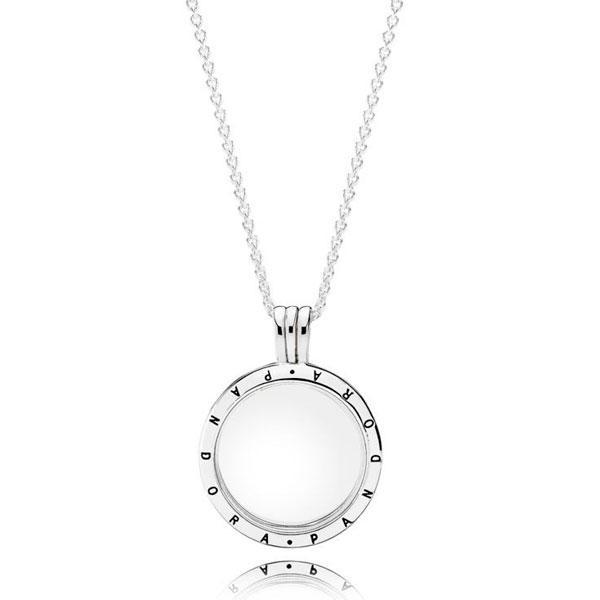 Пандора Медальон со сменными элементами, средний Pandora 590529-60