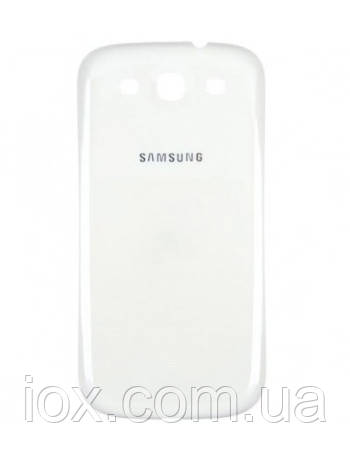 Задняя белая крышка для Samsung Galaxy S3/S3 duos