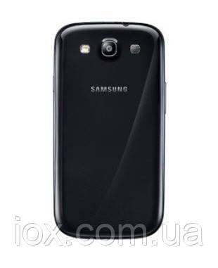 Задняя черная крышка для Samsung Galaxy S3/S3 duos