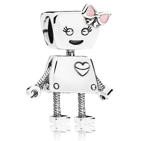 Пандора Шарм «Bella Bot» Pandora 797141EN160