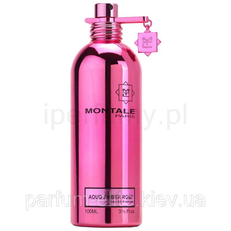 Парфумована вода унісекс Montale Aoud Amber Rose 100ml