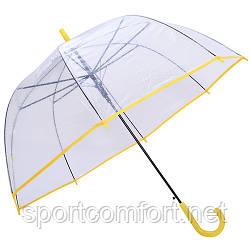 Зонт-трость полуавтомат 60см 8сп 25584 (60шт)