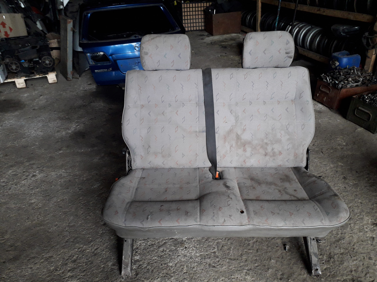 Сидіння для Volkswagen T4 (Transporter)