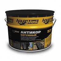 Мастика битумная AquaMast антикоррозионная 8кг