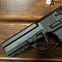 Пистолет стартовый Stalker 2918 Black, фото 5