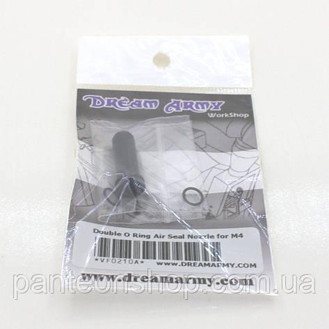 Dream Army нозл для М4 з ущільнюючою резинкою, фото 2