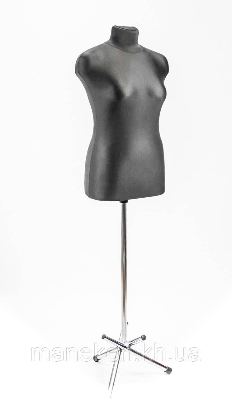 Марина (44) в ткани (черный) для треноги
