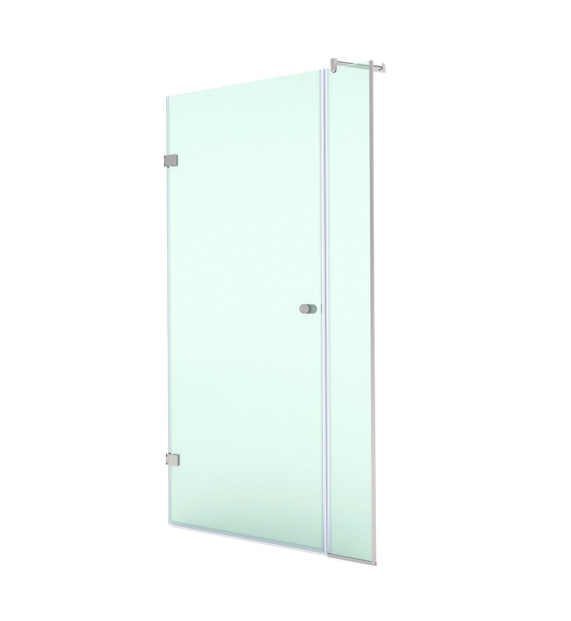 Распашная душевая дверь в нишу, модели SD-02-04
