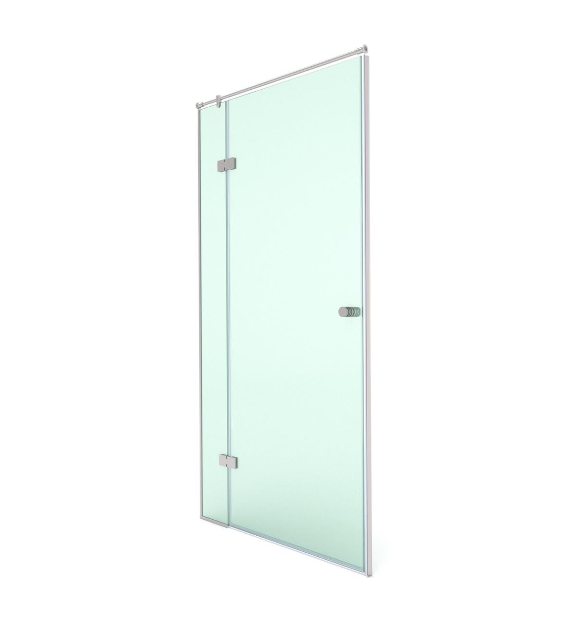 Распашная душевая дверь в нишу, модели SD-02-09
