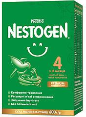 Сухая молочная смесь Nestogen 4 для детей с 18 месяцев, 600 г
