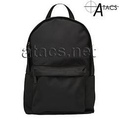 Рюкзак молодежный, черный