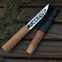 Нож ручной работы Якут-2 из кованной стали 65Г