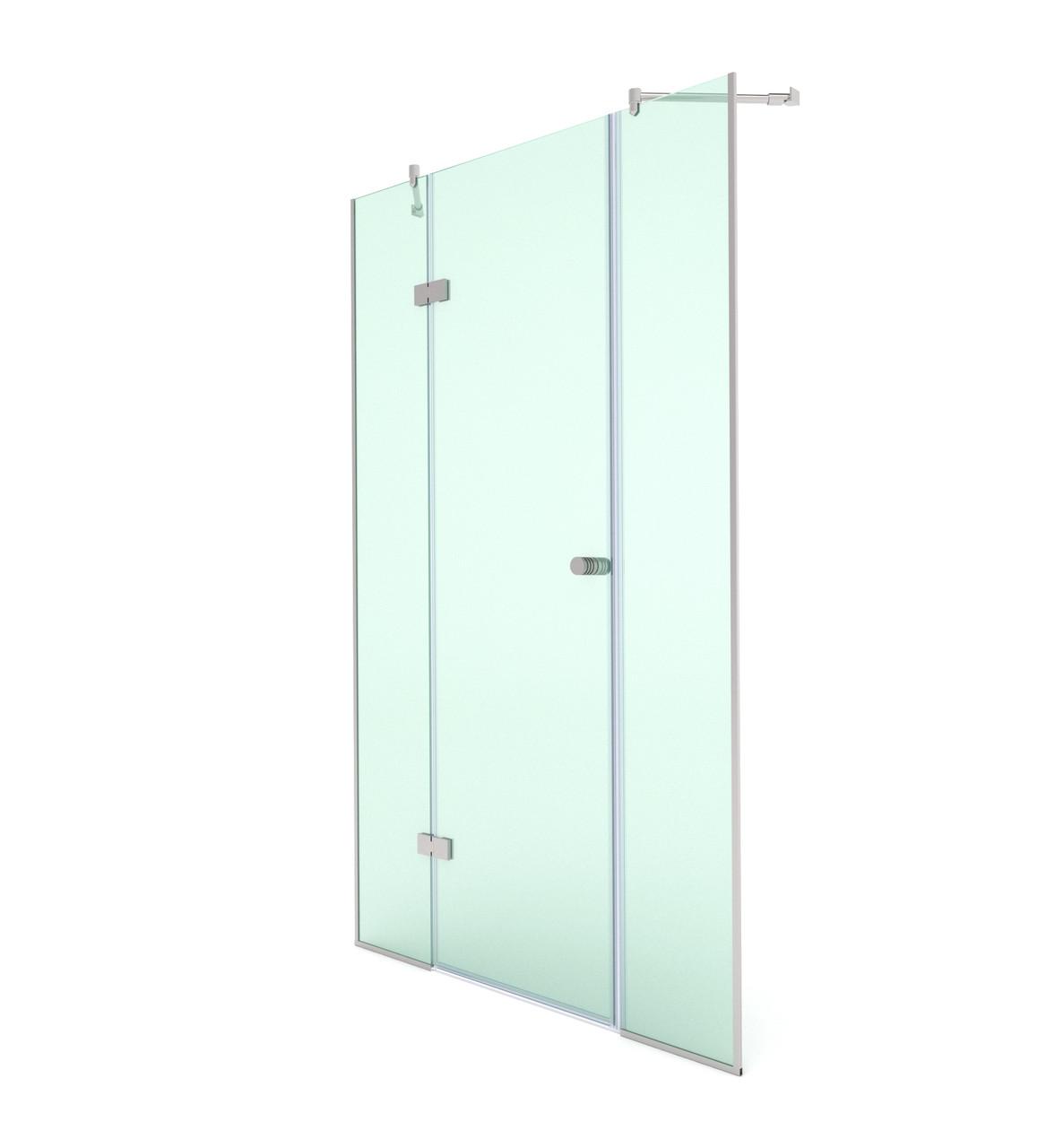 Стеклянные двери для душевой, модели SD-02-05