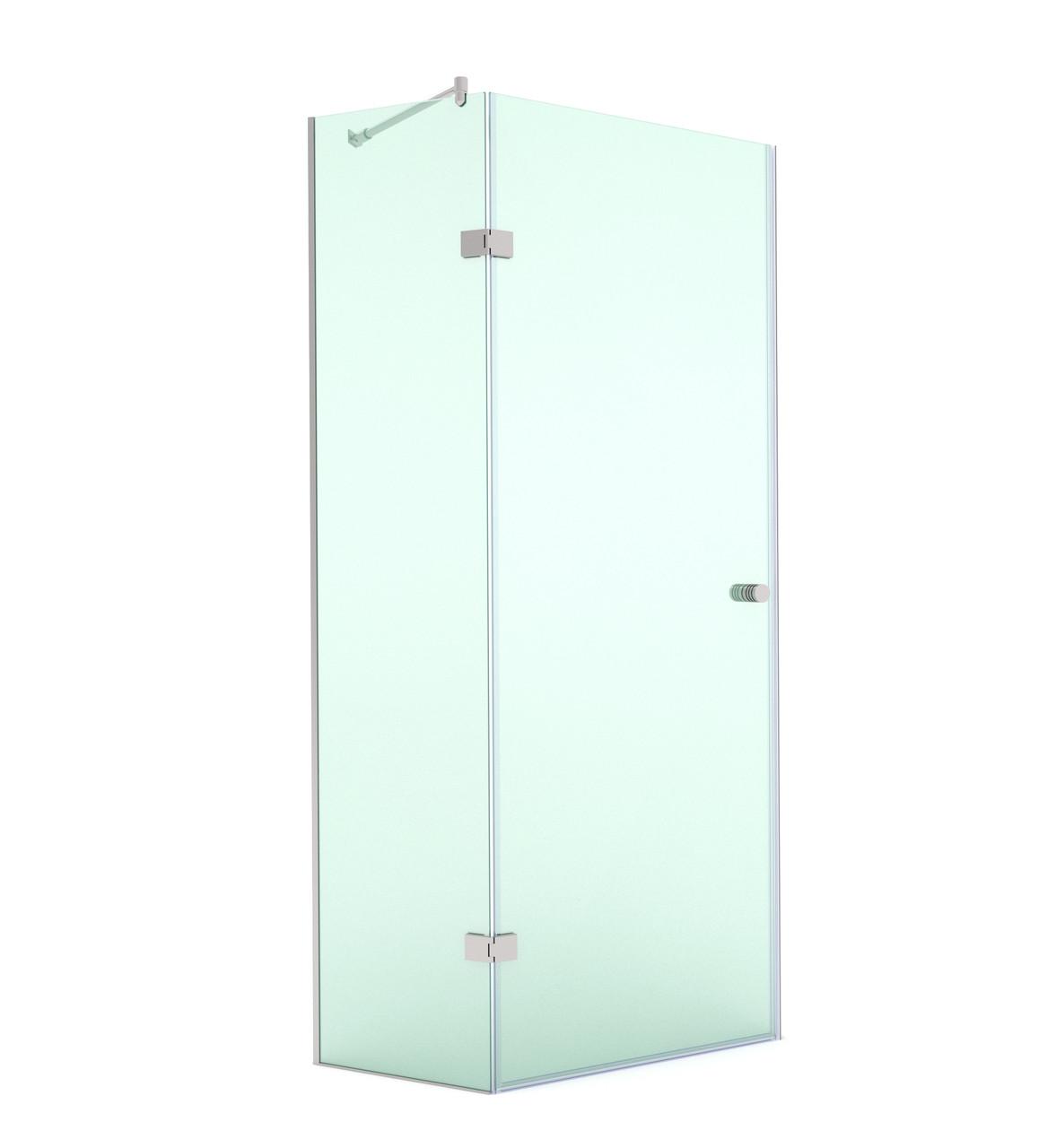 Стеклянные двери для душевой, модели SD-02-06