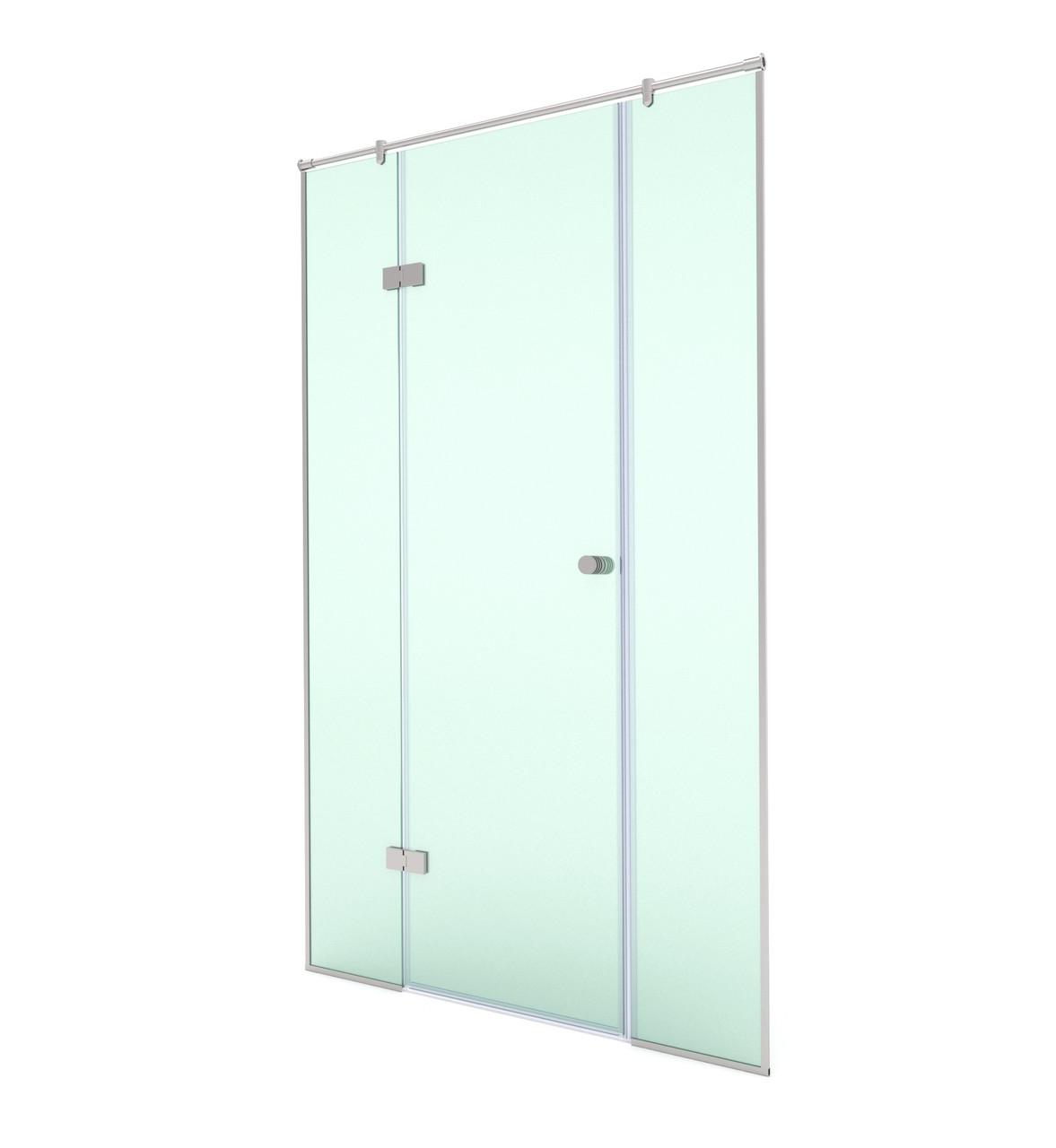 Стеклянные двери для душевой, модели SD-02-11