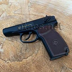 Пистолет пластиковый(кроме обоймы)пневматический SAS SE ПМ