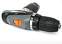 Шуруповерт акумуляторний Энергомаш ДШ 3112 ЛЕ (Безкоштовна доставка), фото 2