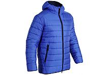 Куртка-пуховик Maximus Blue Chameleon, зимова, тепла