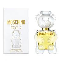 Женская парфюмированная вода Moschino Toy 2, 100 мл (Euro)