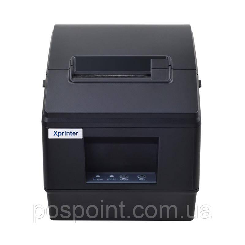 Термо принтер этикеток XP236B принтер этикеток и чеков 58 мм  Новый!